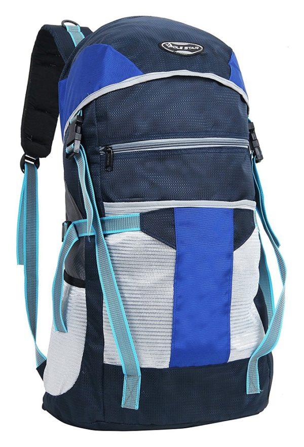 Grey Hiking Backpack
