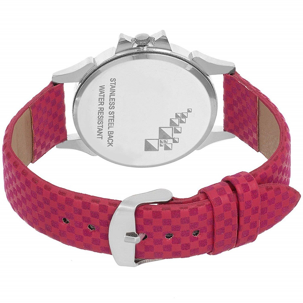 1708783abfc Buy Analogue Multicolor Dail Women s   Girl s Stylish Pink Watch ...
