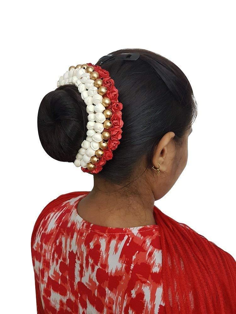 Buy Gajra For Hair Bun Making Hair Accessories For Women