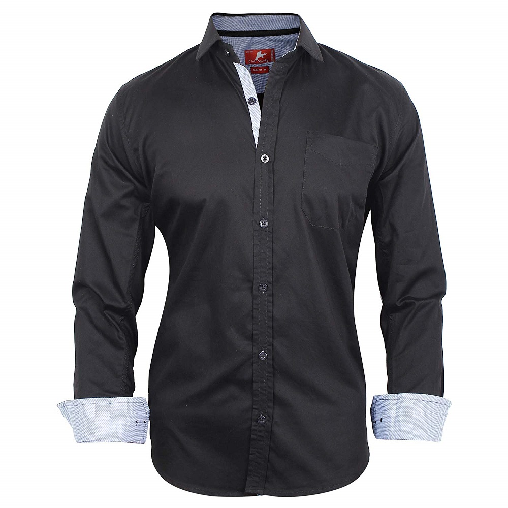 6a75af62 Buy Men's Casual Shirt - Club Spunky Online at Best Price in India