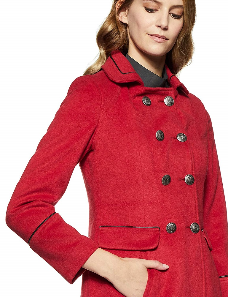 4394fa5509d Buy Women s Coat - Madame Online at Best Price in India