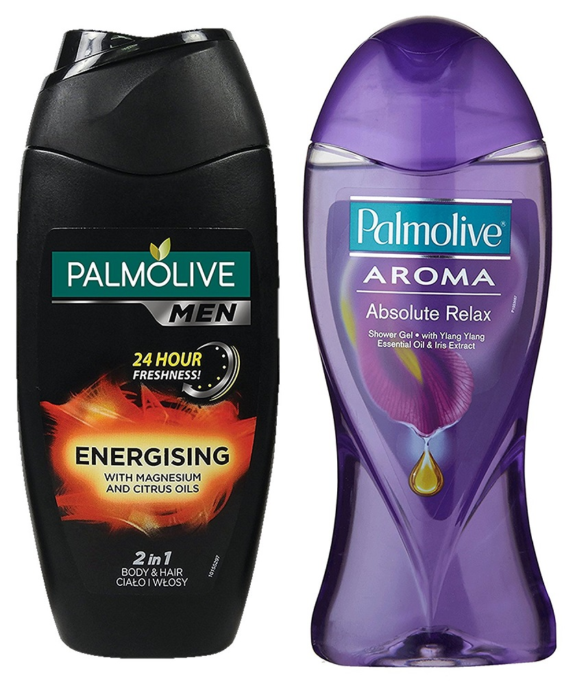 Buy Palmolive Body Wash Combo For Him And Her 500ml Online At Best Shower Gel
