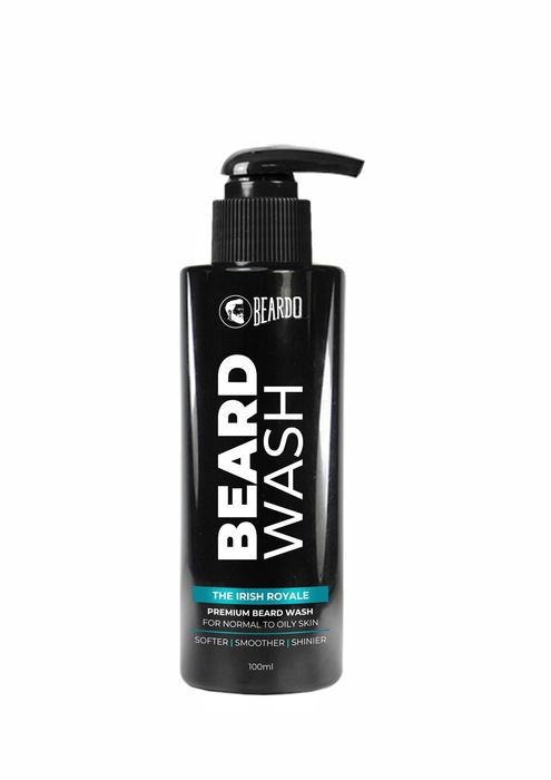 The Irish Royale Beard Wash
