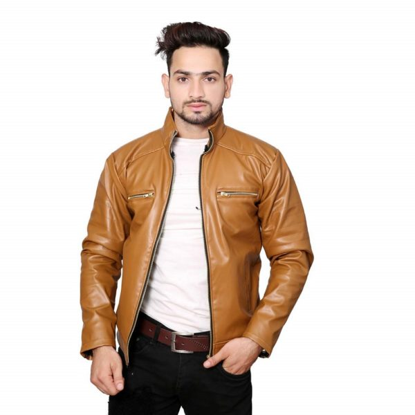 Faux Leather Hot Released Jacket
