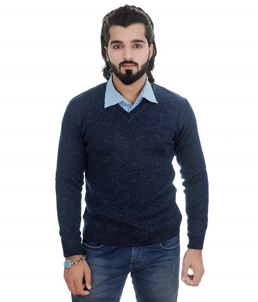 514ca0cc489 Buy Men s Full Sleeves Formal Sweater (VN-134) - Purfli Online at ...