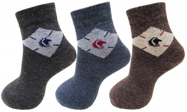 Pack of 3 Pairs Socks