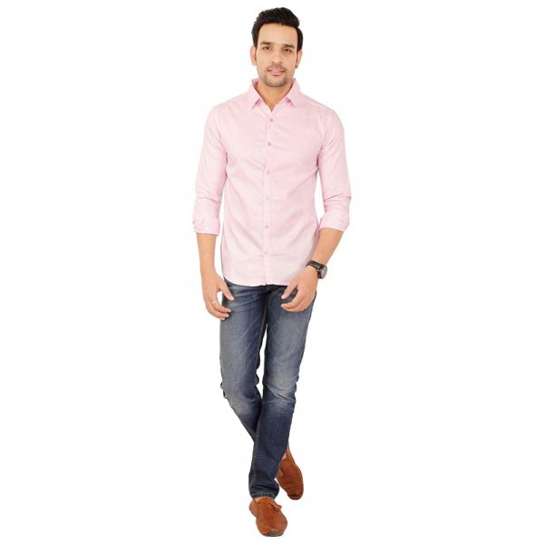 Cotton Casual Full Sleeves Shirt
