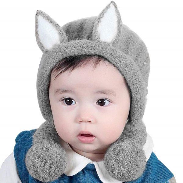 Winter Wear Warm Pom Pom Hat