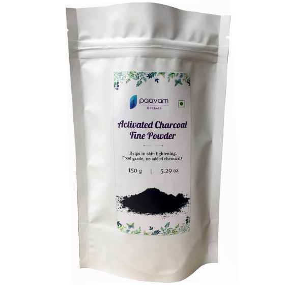 By Nature Activated Charcoal Fine Powder