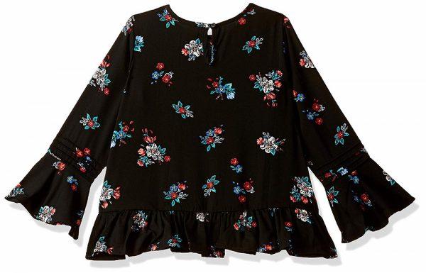 Floral Regular Top