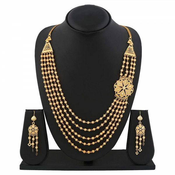 Necklace Earring Jewellery Set