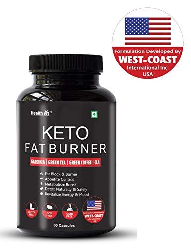 Healthvit Keto Fat Burner