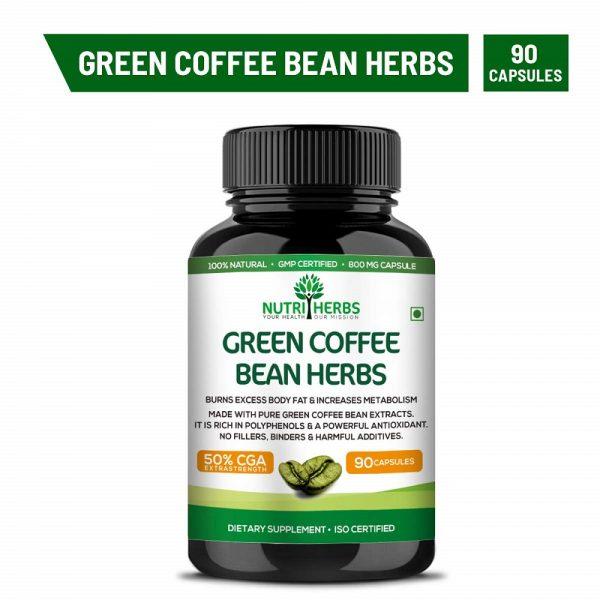 Nutriherbs Green Coffee Bean Herbs
