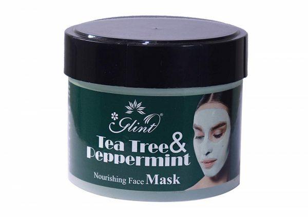 Glint Tea Tree & Peppermint Nourishing Face Mask