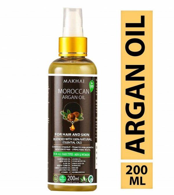Makhai Moroccon Argan Oil